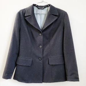 90s vintage: over sized blazer
